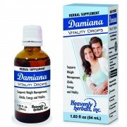 Damiana Vitality Herbal Drops