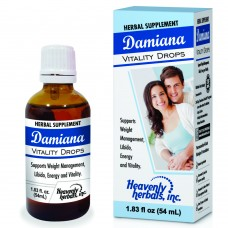 Damiana Vitality Homeopathic Drops