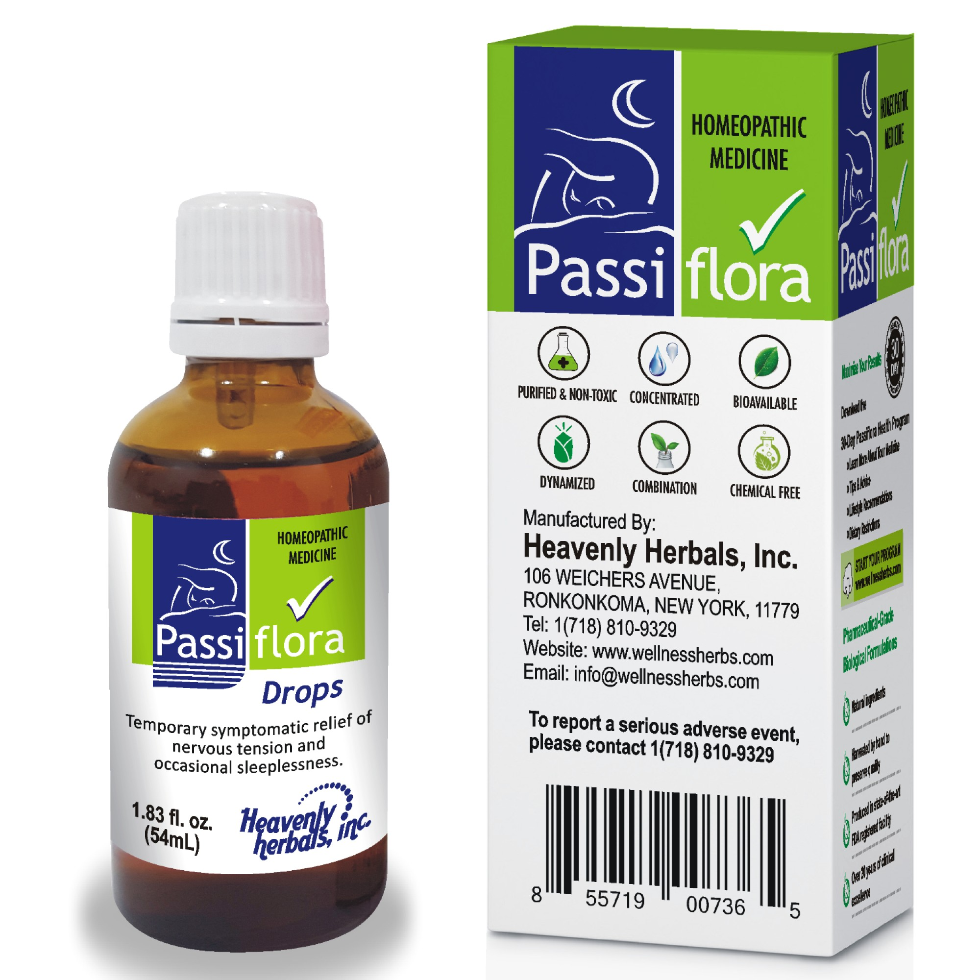 Passiflora Drops