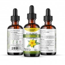 Damiana Q – Homeopathic Mother Tincture