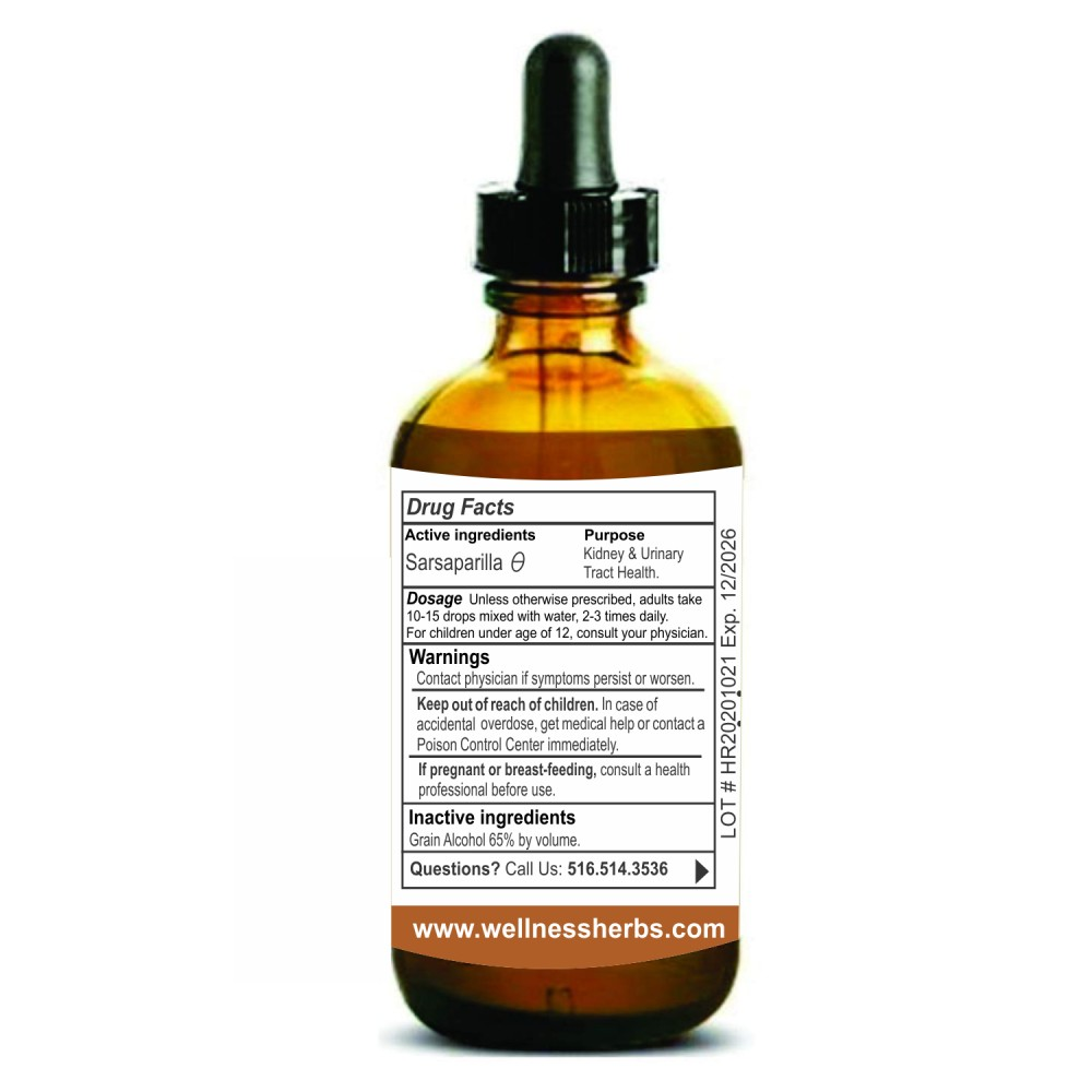 Sarsaparilla Q - Mother Tincture