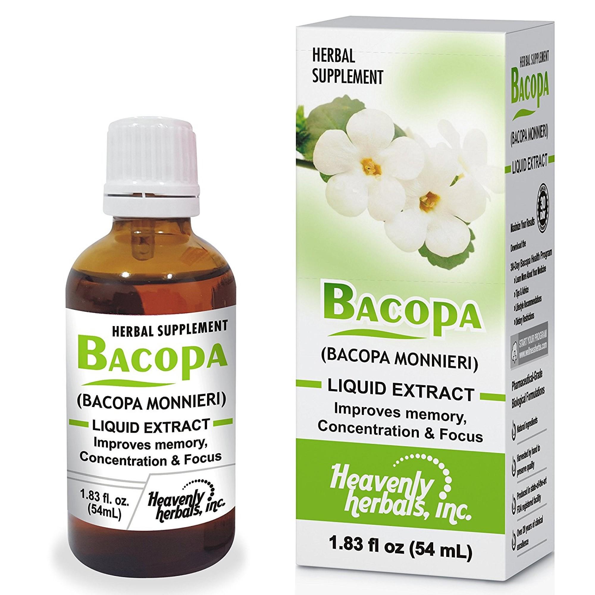 Bacopa Drops