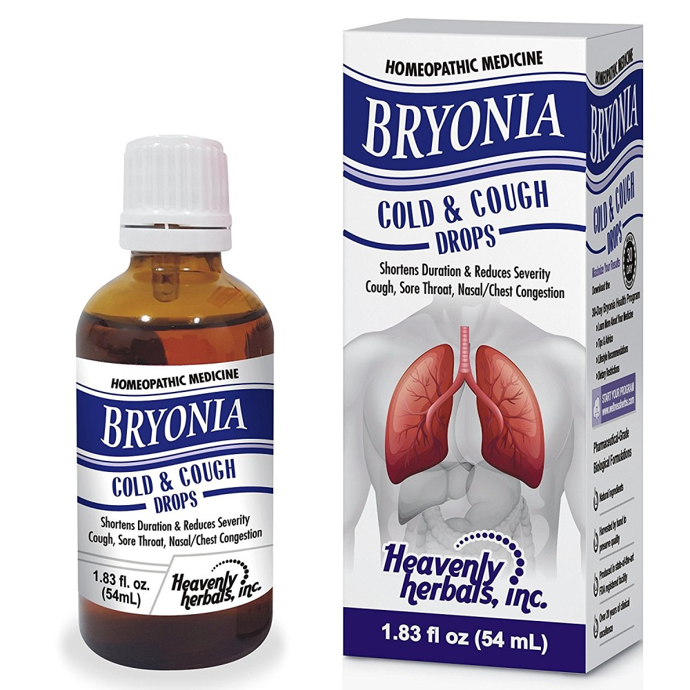 Bryonia Cold & Cough Drops