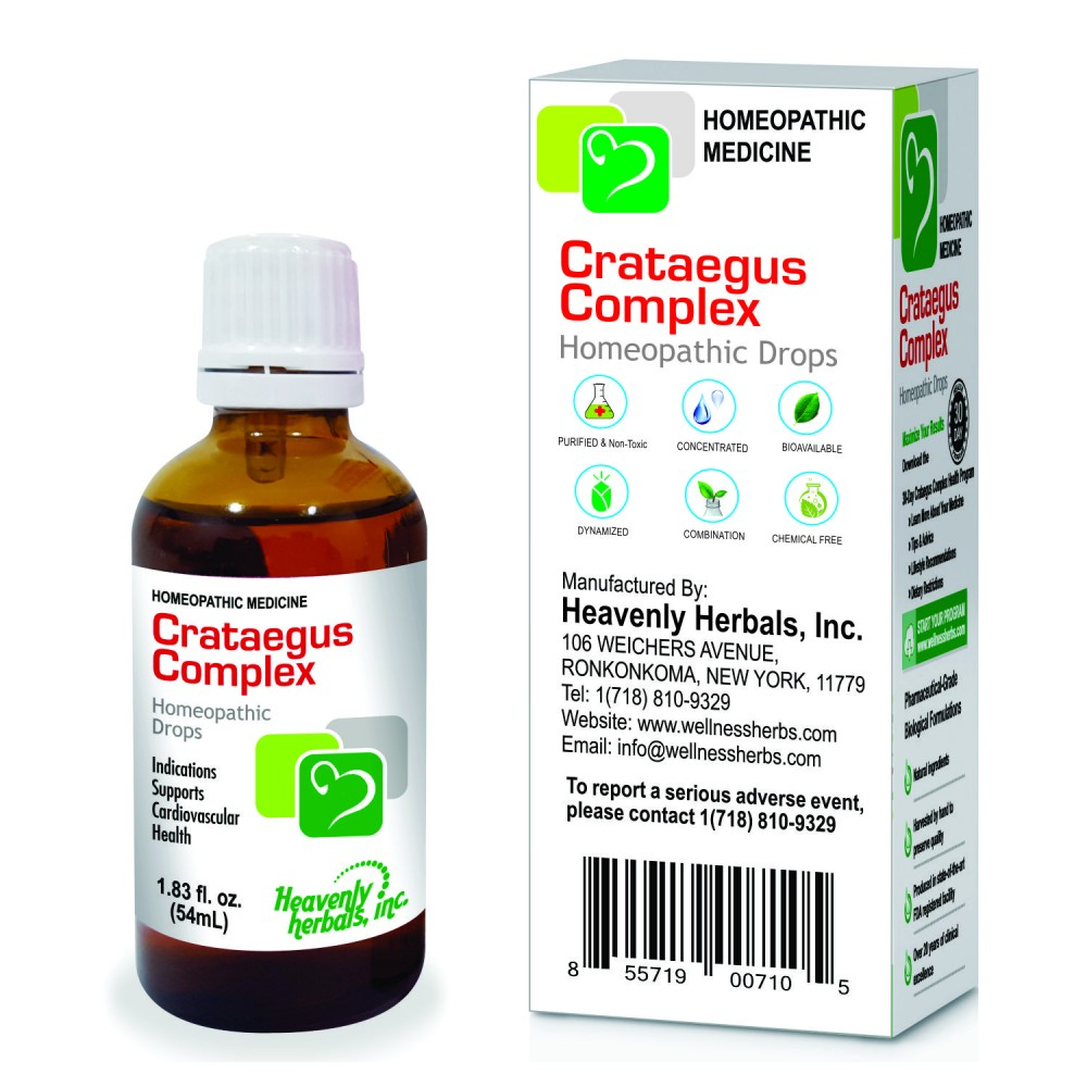 Crataegus Complex Drops
