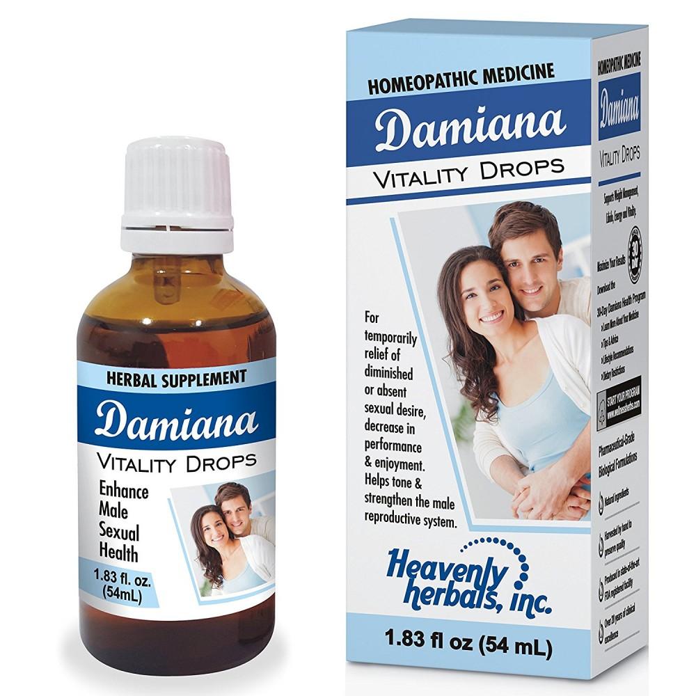 Damiana Vitality Drops