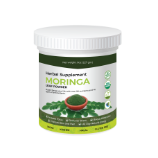 Moringa Leaf Powder - Organic