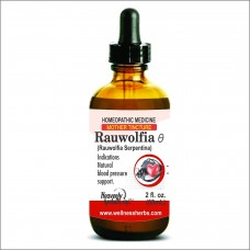 Rauwolfia Mother Tincture