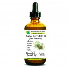 Sabal Serrulata Q - Mother Tincture