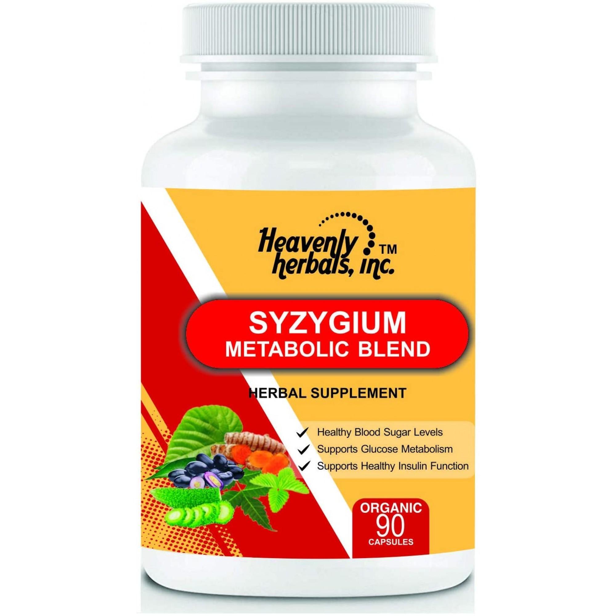 Syzygium Metabolic Blend Capsules