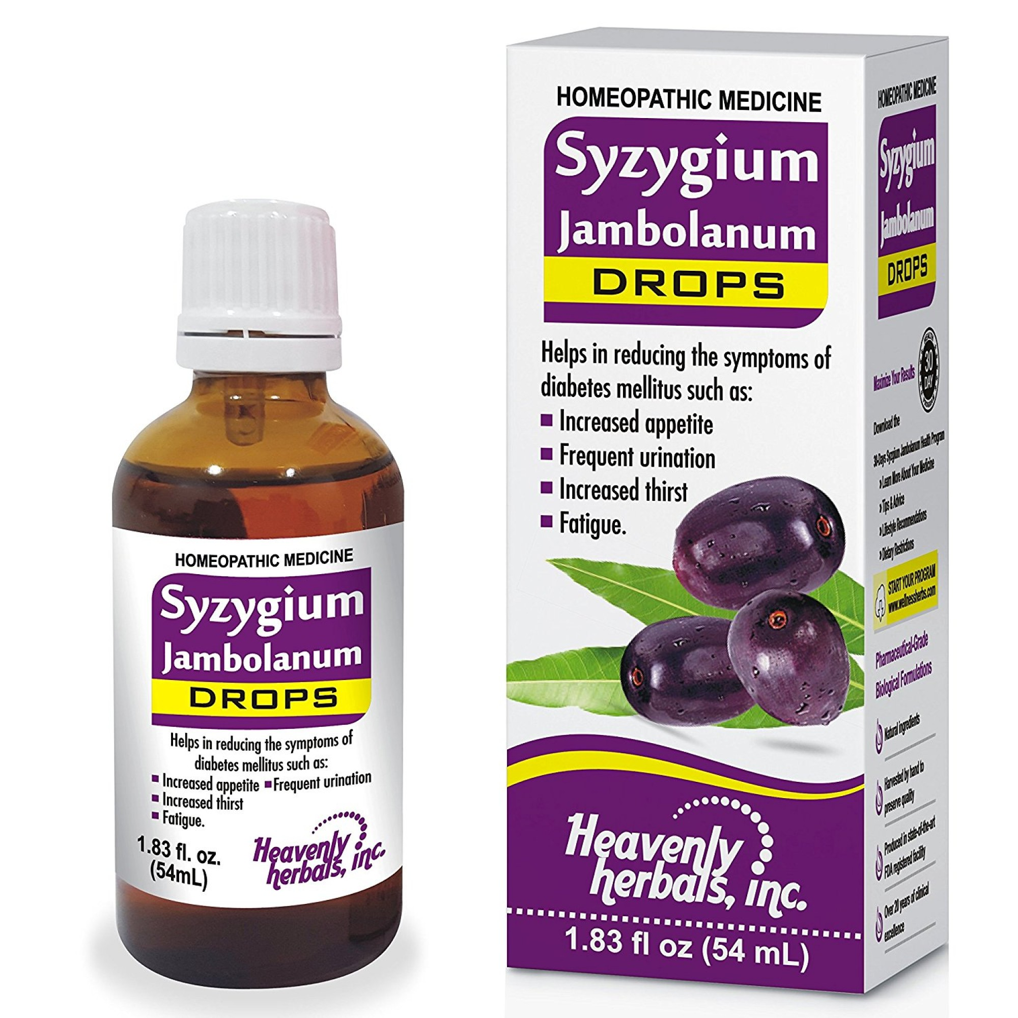 Syzygium Jambolanum Drops
