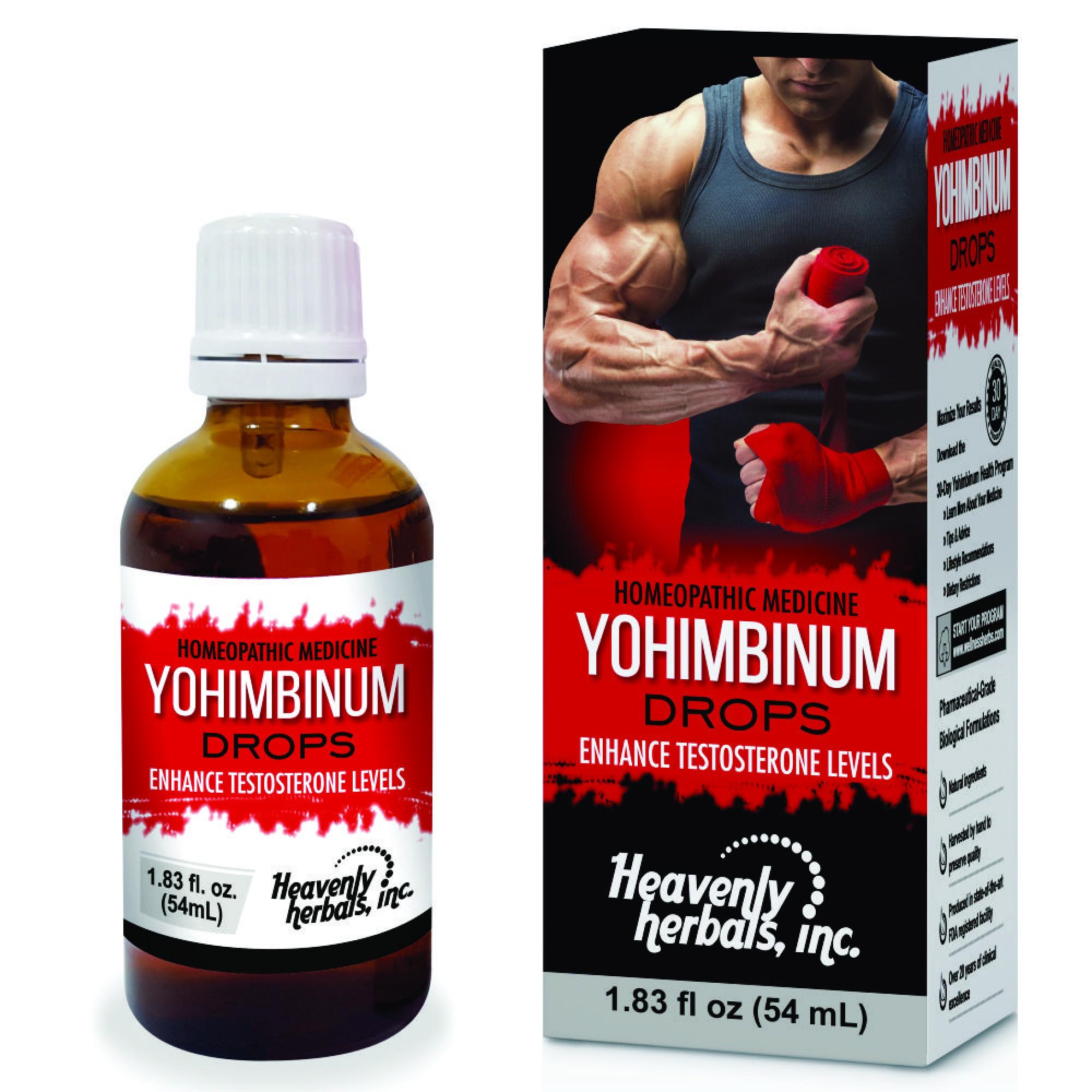 Yohimbinum Drops